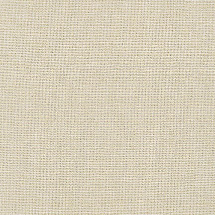Essex Linen - Metallic Yarn Dyed in Sand - E105-1323 - Half Yard