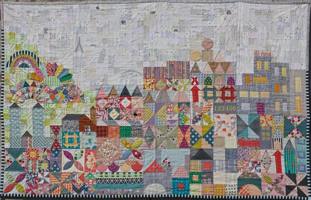 My Small World - Quilt Pattern - Jen Kingwell - Printed Pattern