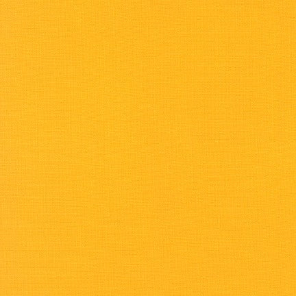 Kona Solids - Corn Yellow - K001-1089 - Half Yard