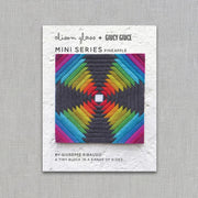 Mini Series Pineapple - Quilt Pattern - Alison Glass + Giucy Giuce - AG143
