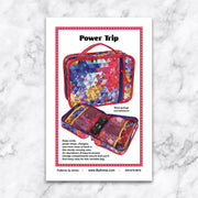 Power Trip - Patterns by Annie - Paper Pattern - PBA237