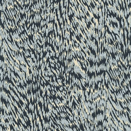 Spring Shimmer - Static in Midnight - AJSP-19703-69 - Half Yard