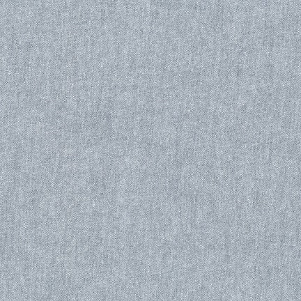 Worker Chambray - Chambray in Indigo - W212-1780 - Half Yard