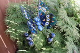 Butterfly Dangler Wind Chime 12 inches T.