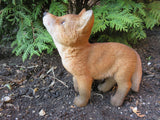 Fox Figurine Standing