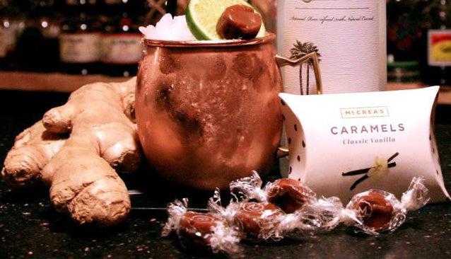 Delicious Caramel Cocktails Perfect for New Year's Eve