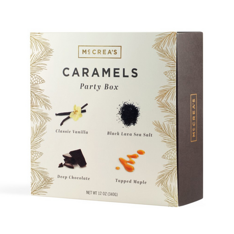 Holiday Caramel Gift Box
