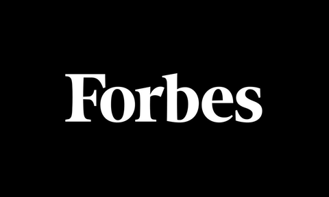 Forbes Magazine featuring McCrea's Candies Valentine's Day Caramel gift box