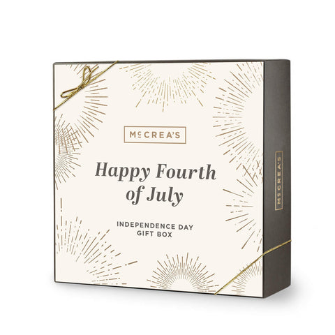 Independence Day July 4 Caramel Gift Box
