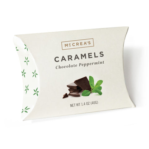 Chocolate Peppermint Caramel