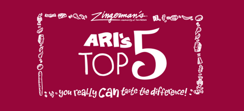 Zingerman's Ari's Top 5 Newsletter