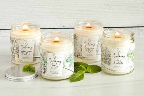 prosperity candle / best gifts for foodies