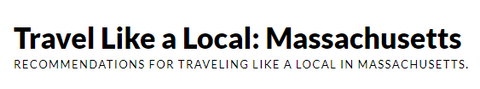 Travel Like A Local Blog featuring McCrea's Candies Caramel gifts