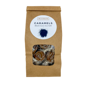 Black Lava Sea Salt Caramel gift bag bulk