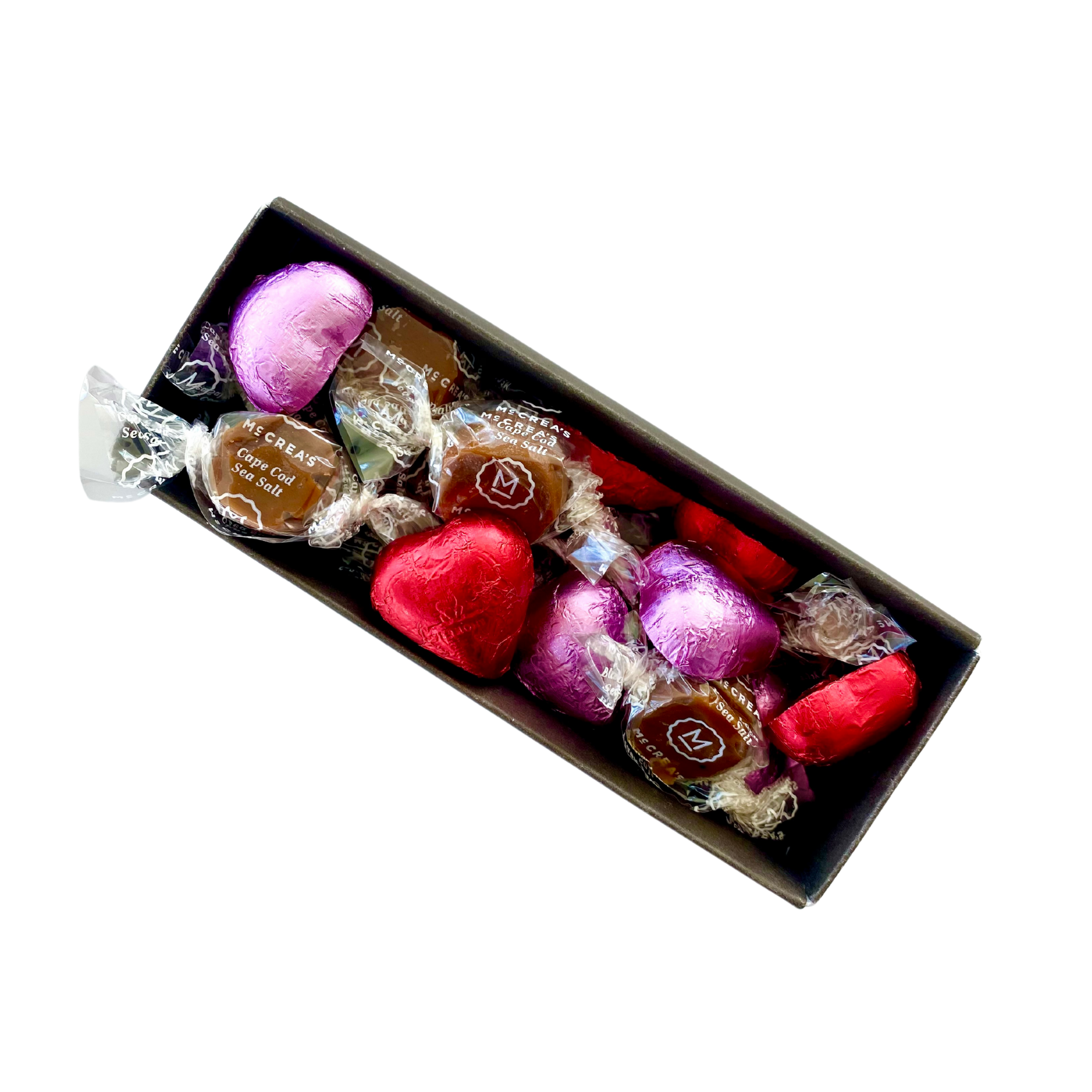 Love and Caramels Gift Box