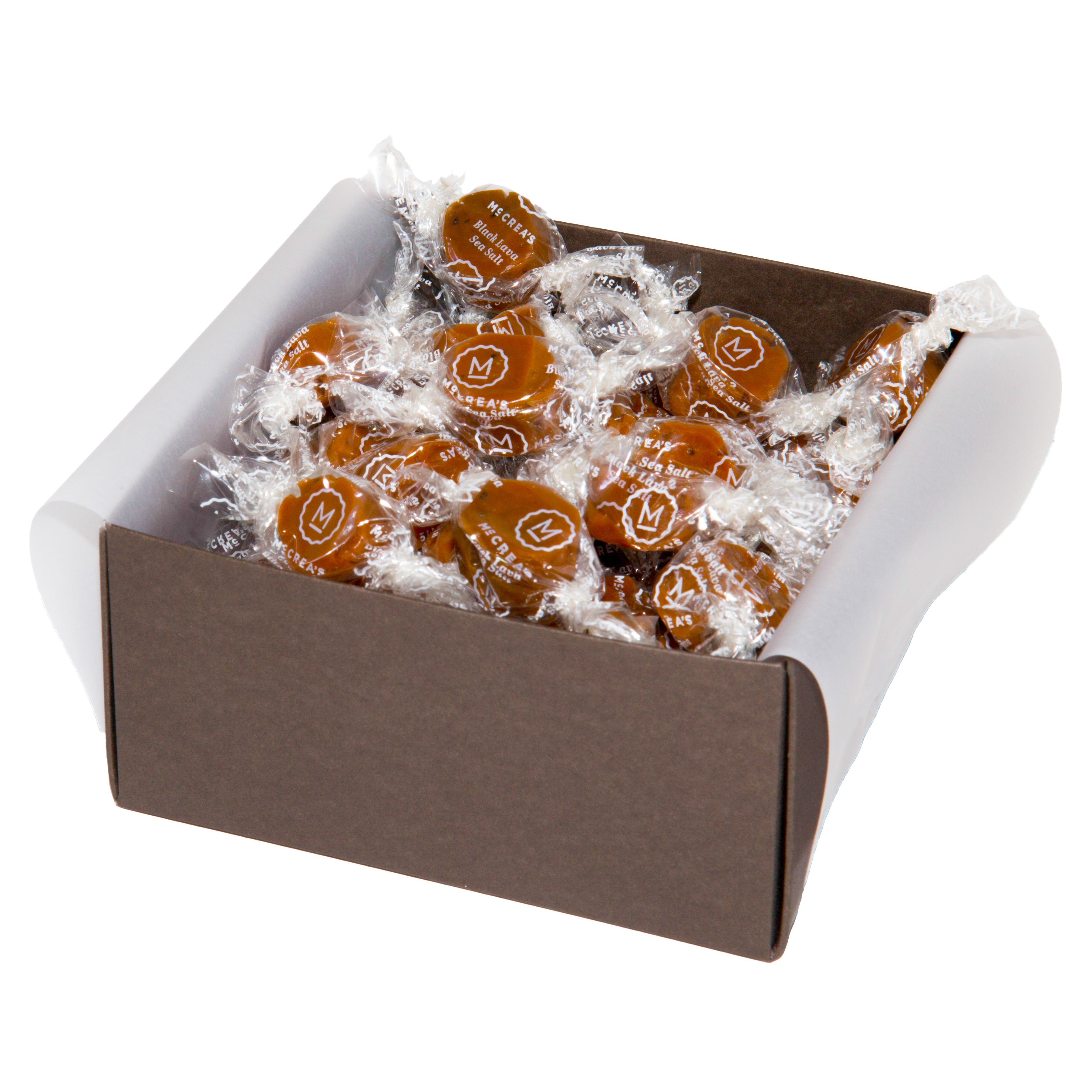 McCrea's Candies Caramel of the Month