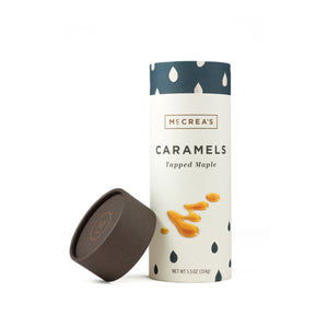 Open image in slideshow, tapped maple caramels 5-5-oz-tube