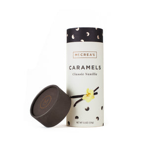 Open image in slideshow, Vanilla caramels 5-5-oz-tube