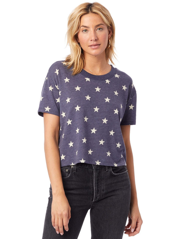 Echo Cropped Tee