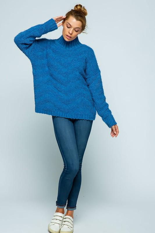 Piper Chenille Sweater