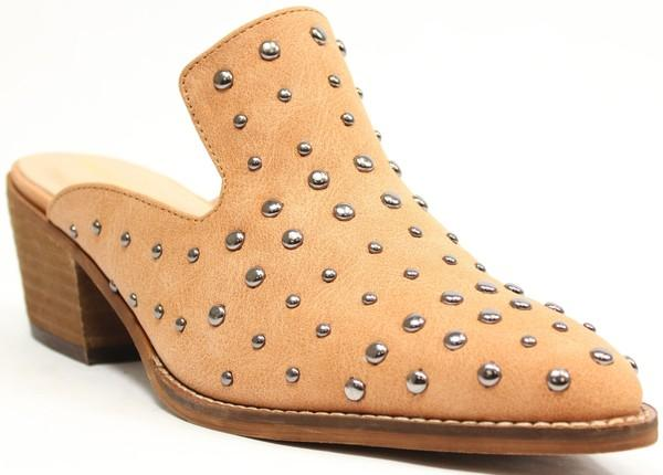 Cara Studded Mules