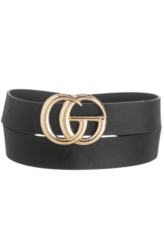 GO Buckle Belt 1 1/4""