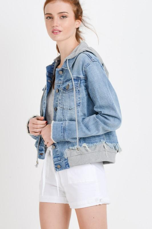 Chicago Denim Jacket