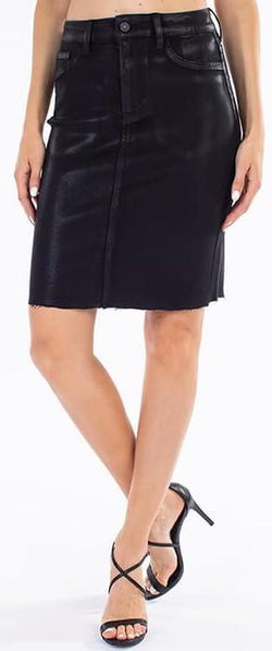 Reign Denim Skirt
