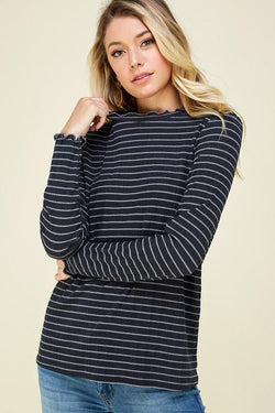 Irelyn Striped Top