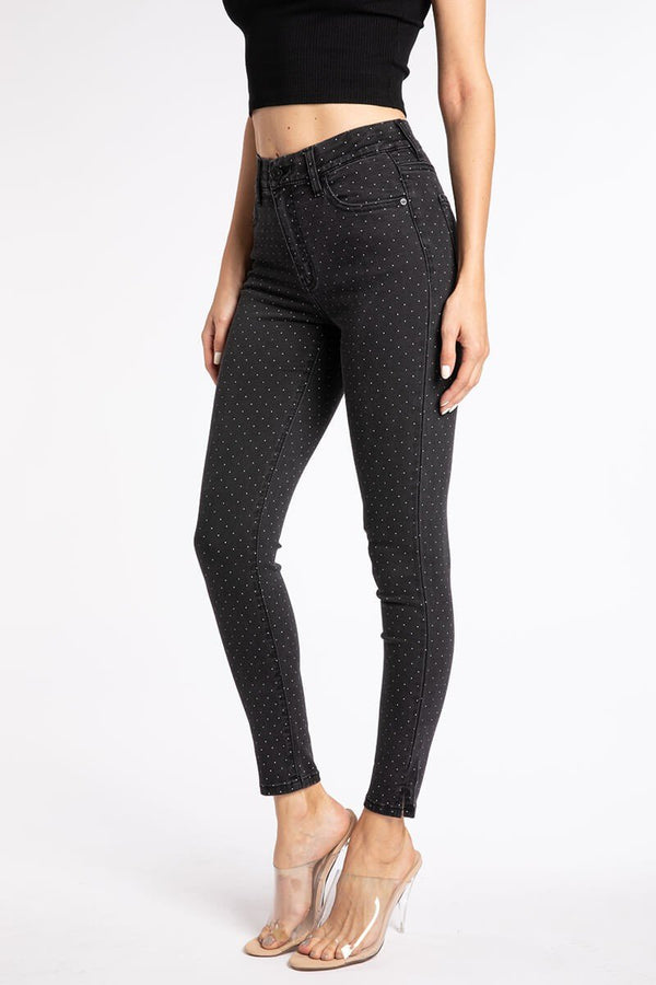 Lucille Dot Jeans - SexyModest Boutique