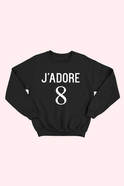 J'Adore Sweatshirt - SexyModest Boutique