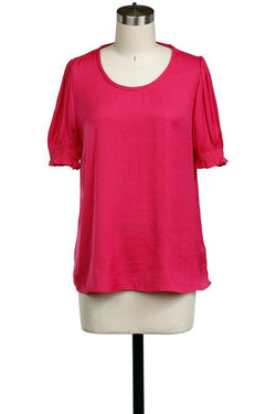Avani Short Sleeve Blouse