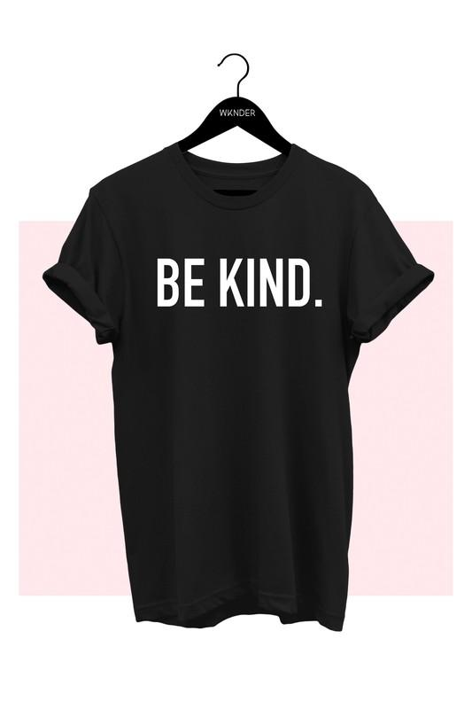 BE KIND Graphic Tee - SexyModest Boutique