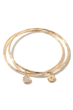 Double Charm Bangles - SexyModest Boutique