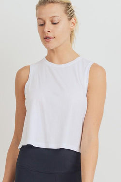 Logan Crop Top