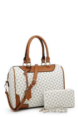 2-in-1 Boston Bag