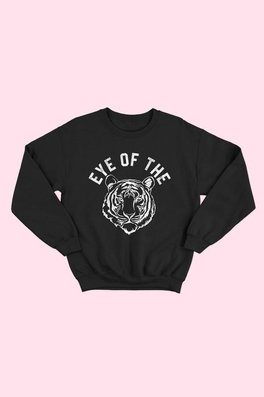 Eye of The Tiger Sweatshirt - SexyModest Boutique