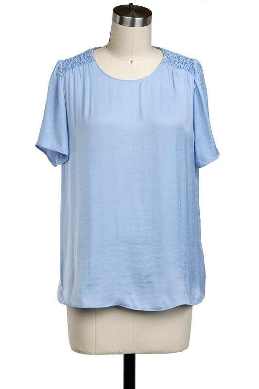 Wren Short Sleeve Top