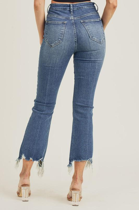 Sawyer Ankle Flare Jeans
