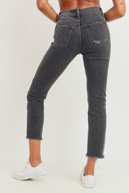 Fiona Straight Jeans