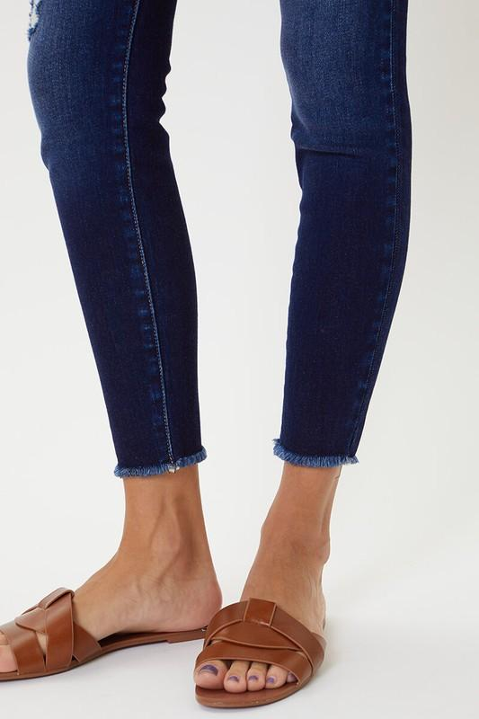 Teagan High Rise Jeans