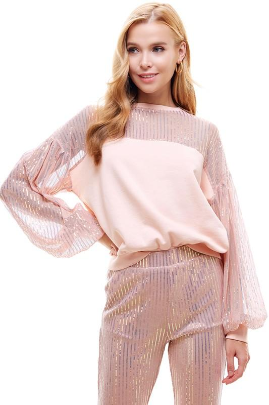 Zadie Puff Sleeve Top