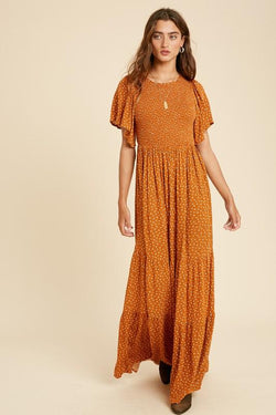 Lillian Maxi Dress