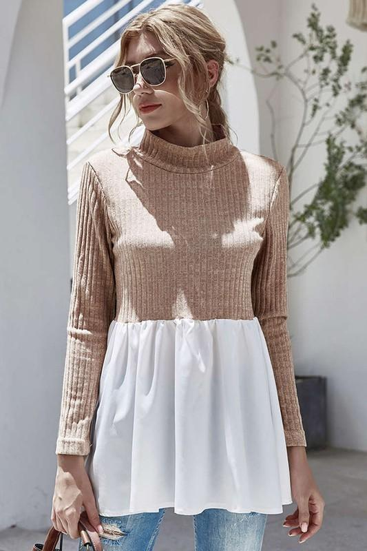 Kadence Turtleneck
