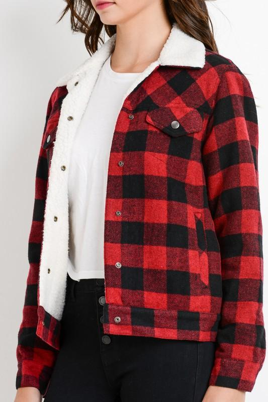 Autumn Trucker Jacket