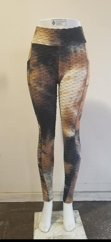 Maddi Popcorn Leggings