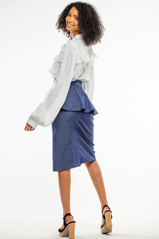 Esme Denim Skirt