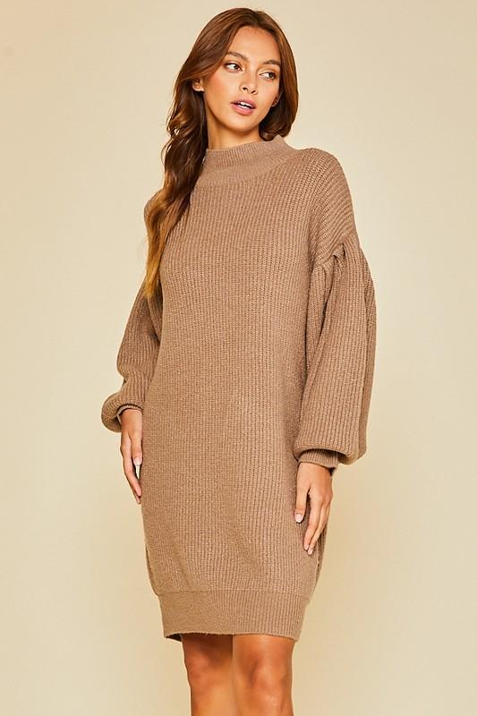 Lumi Sweater Dress