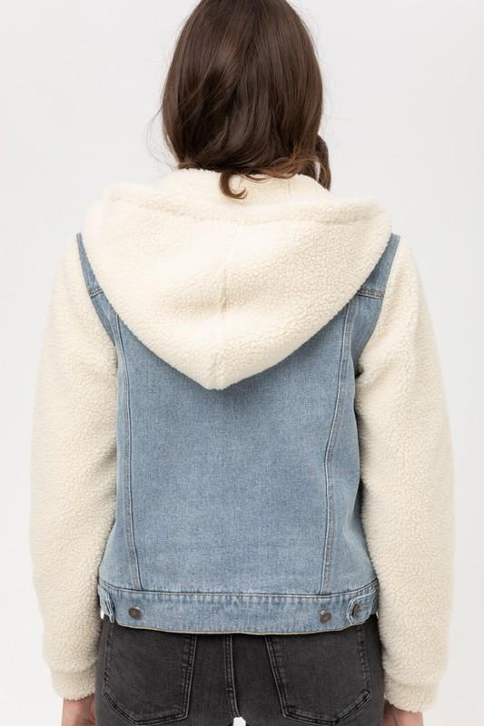 Sloane Denim Jacket