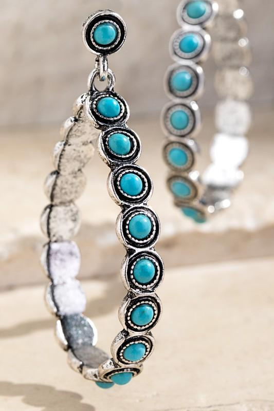 Haisley Turquoise Earrings